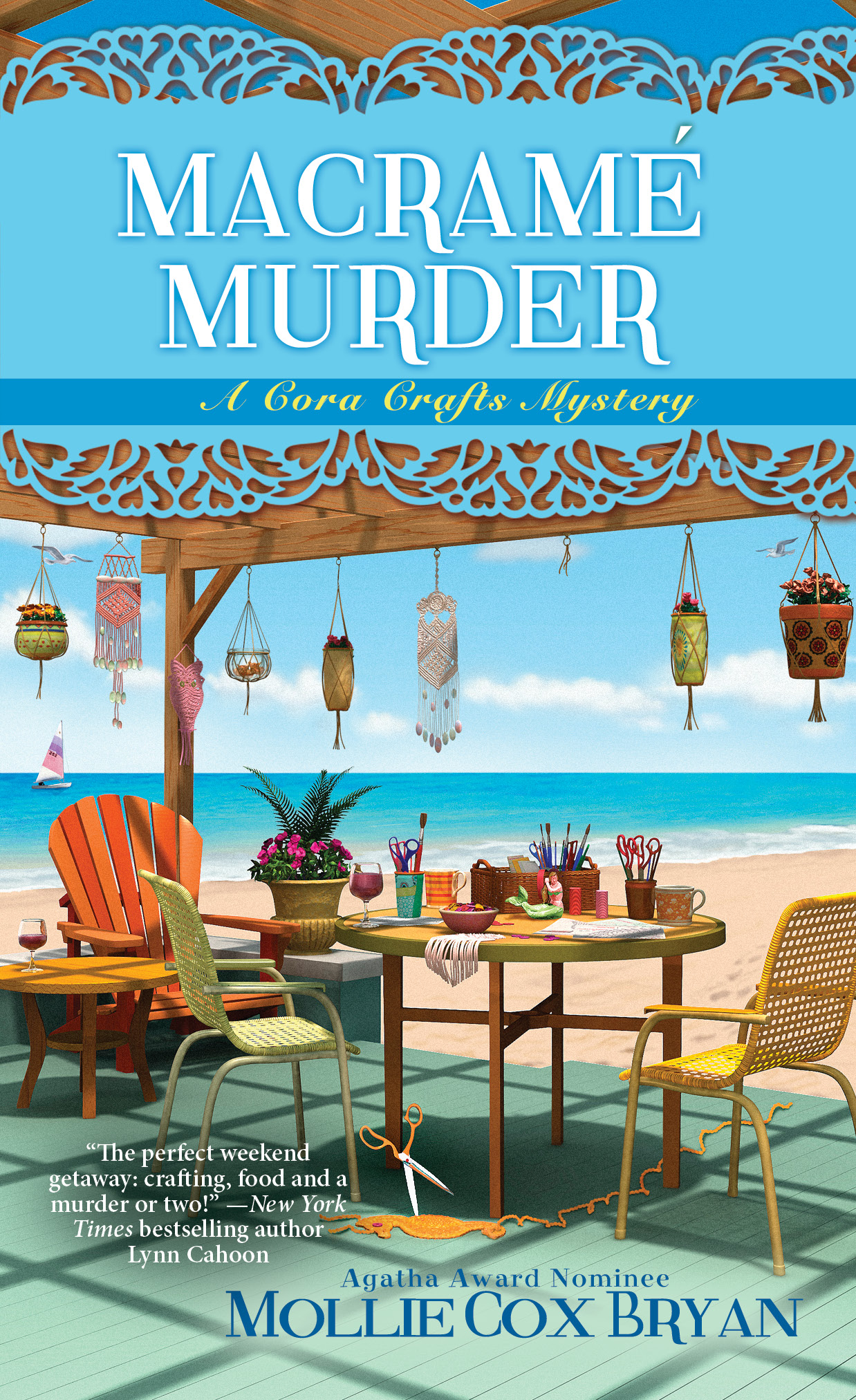 Tea Cottage Mysteries and Me – Mollie Cox Bryan